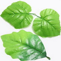 Imitation leaf