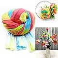 Rainbow Colour Specially dyed nylon