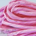 Paper ribbon, 4 metres long Pink