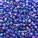 Glass Seed beads - rainbow