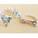 Pearl ribbon bracelet