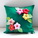 Fabric flowers for cushions